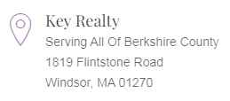Berkshire Key Realty Windsor MA Office Location